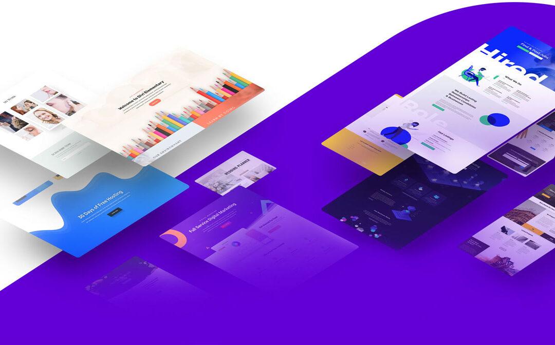 DIVI · La mejor plantilla de WordPress