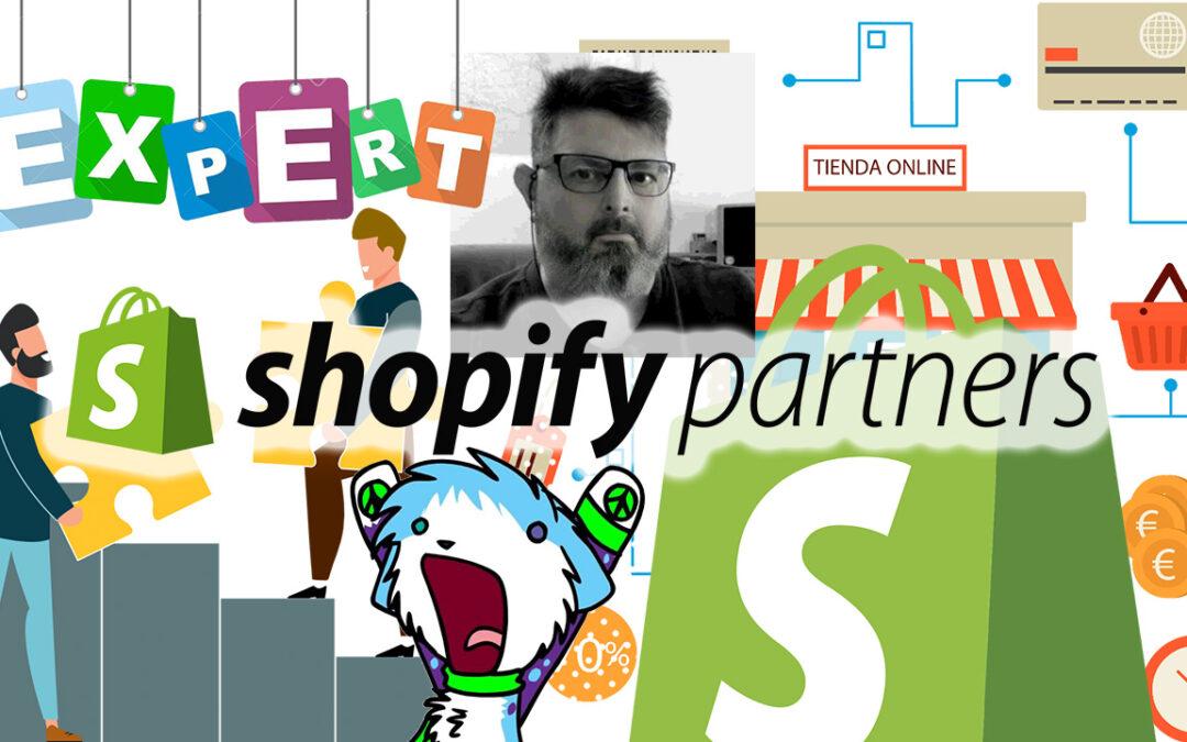 Somos partner de Shopify